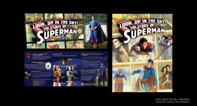 Superman Brochure