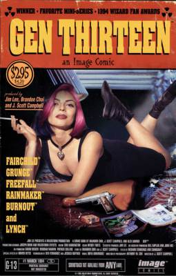 Gen 13 #1 Variant Cover