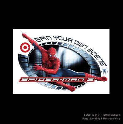 Spiderman 3 Target