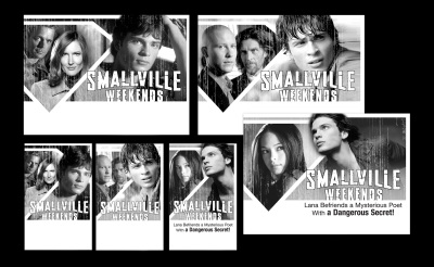 Smallville Episodic Ads