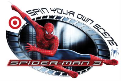 Spider-Man 3 - Target Logo Signage