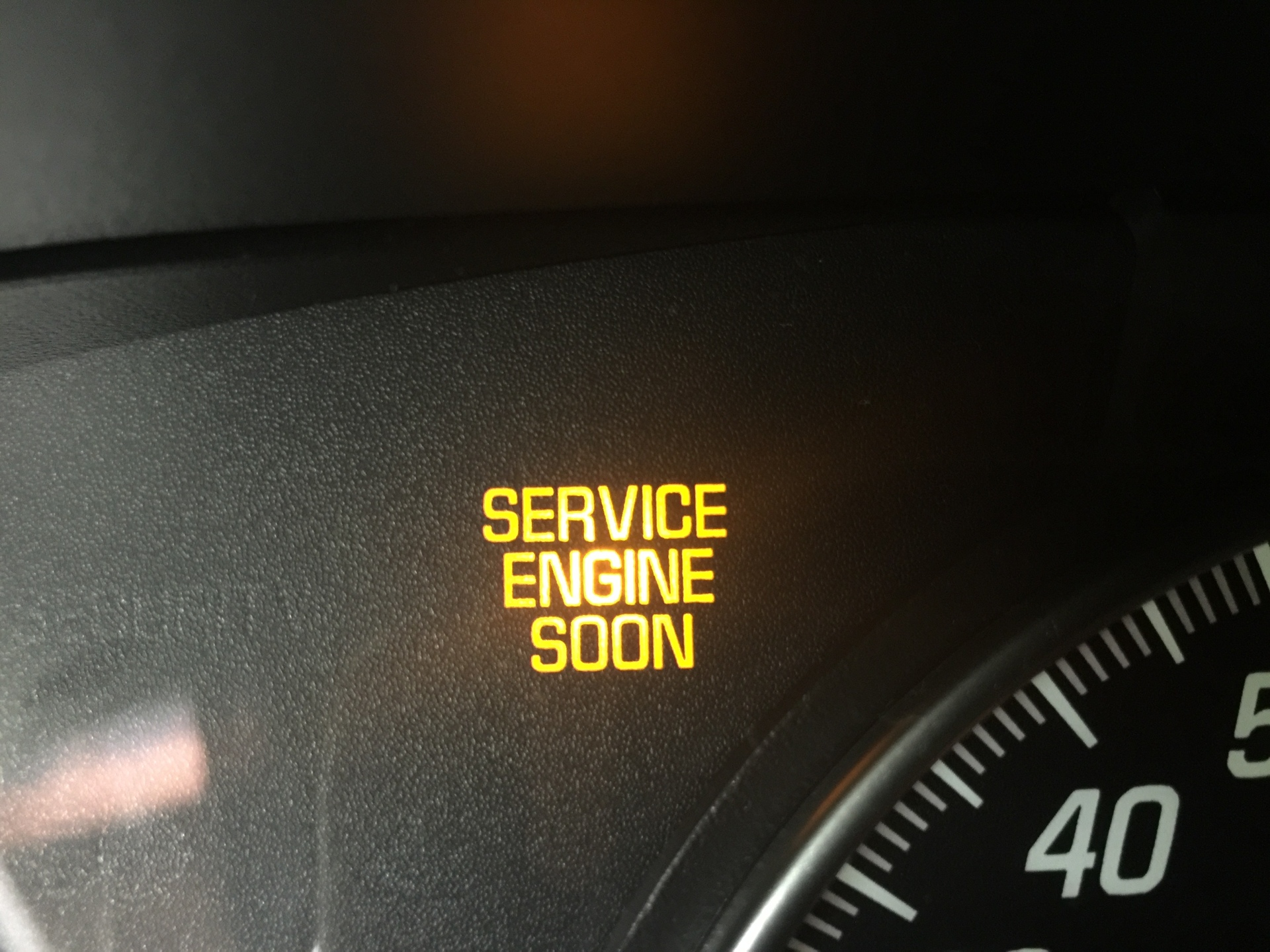 """""""Why is my check engine light on?"""""""