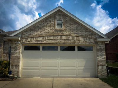 Residential Garage Door (Mesquite)
