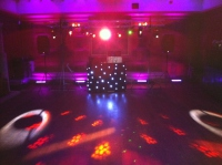 Mobile disco at Chavenage House Tetbury