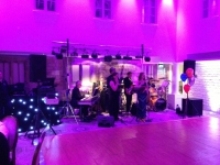 Disco with live band at Ellenborough park Cheltenham