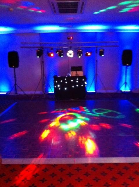 Mobile disco Cheltenham Park