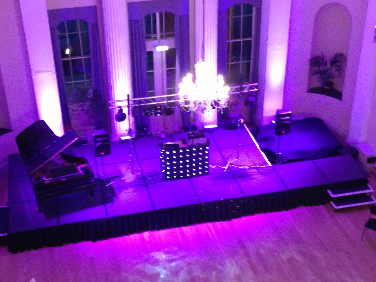 Mobile Disco Pitville Pump Rooms Cheltenham