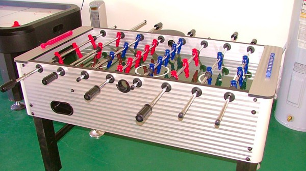 Emerald Villa in Florida foosball