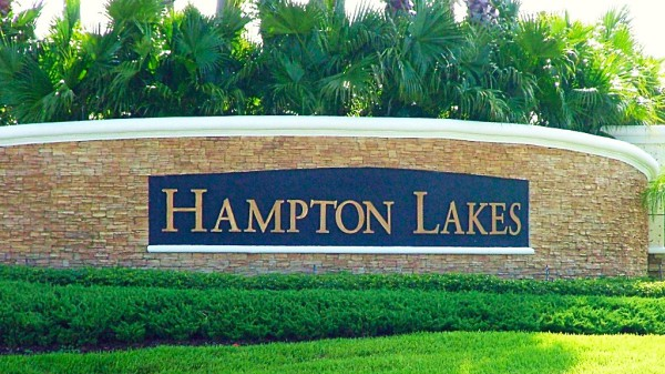 Hampton Lakes Florida