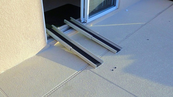 wheelchair ramps for disabled access