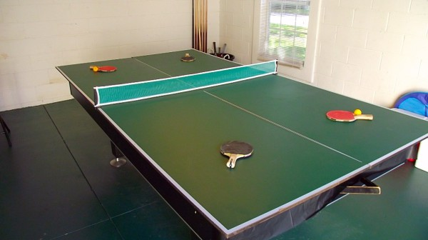Emerald Villa in Florida table tennis