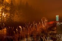 Oregon forest fire mile post 36 pit wildland fire Estacada