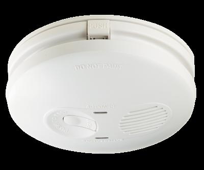 Check your smoke alarms regularly