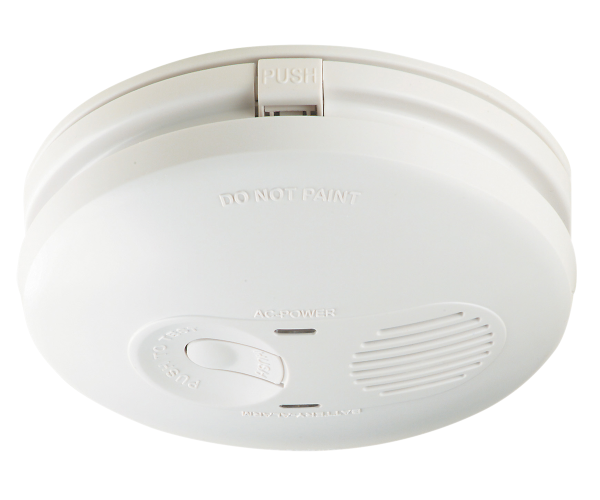 Check your smoke alarms regularly