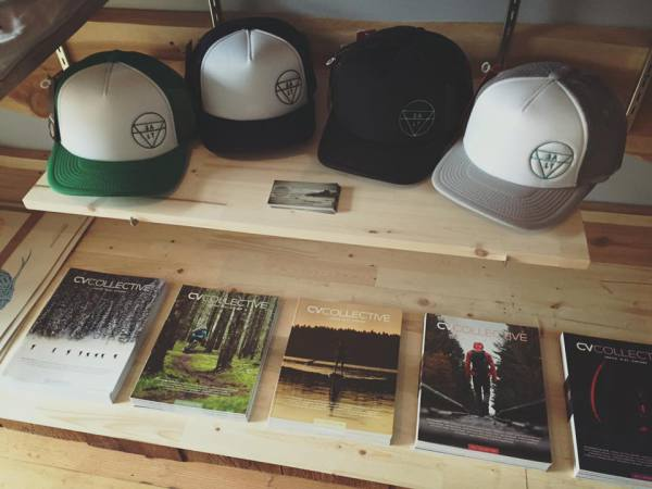Now available at The Collective Store + Studio in Cumberland B.C.