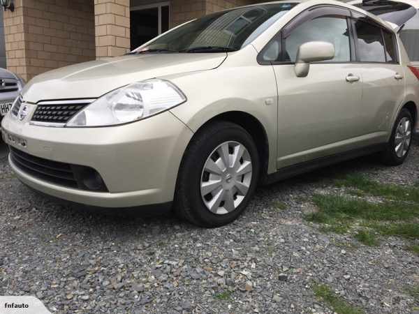 2006 Nissan Tida $8,500