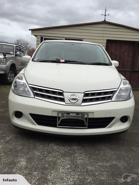 Nissan Tida 2008