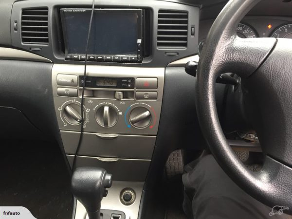 2005Toyota Corolla Runx