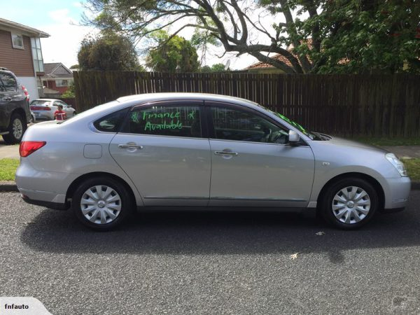 2007_Nissan_Sylphy