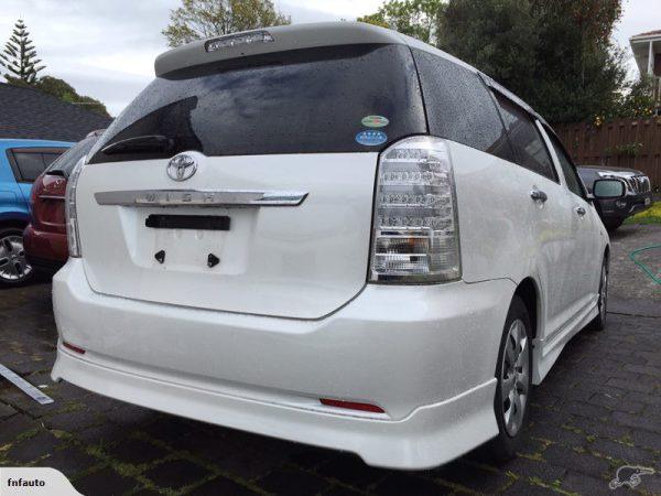 2007 Toyota Wish ANE10