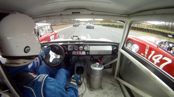 Lotus Cortina - Summit Point 11/24/12