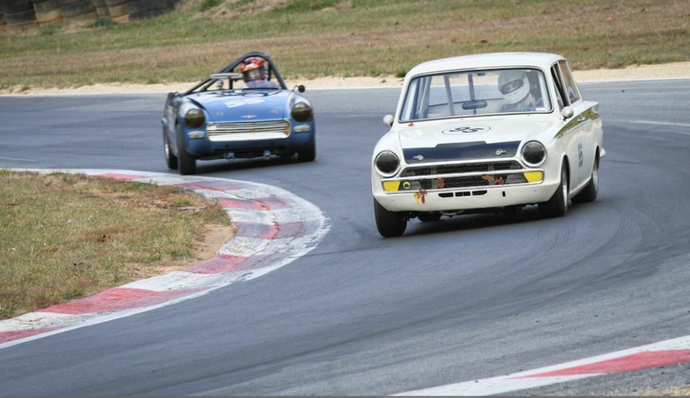 1965 Lotus Cortina Mk1