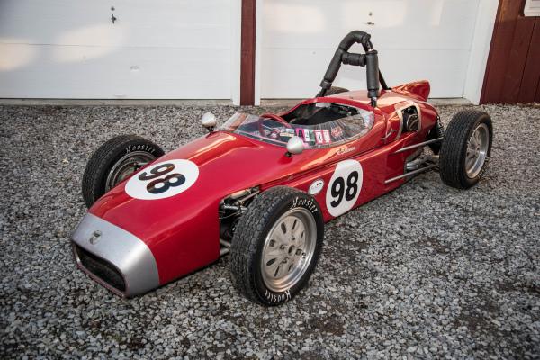 1960 Elva 200