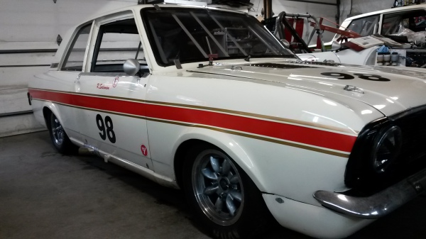 1969 Ford Cortina GT