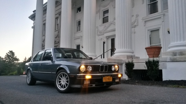 1987 BMW E30 325i