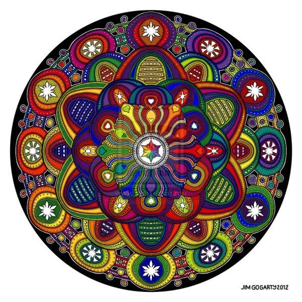 An Art Based, Interdisciplinary Lesson Plan - Mandalas