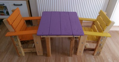 Childrens play furniture. Mud kitchen for children, childminders and nurseries. Solid wood EYFS play accessories messy play. Team and role play games.