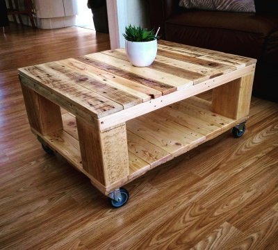 Solid reclaimed wood table, gallery of reclaimed wood handmade items.