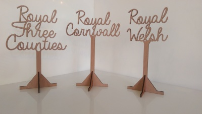 Military regiments table name stands.