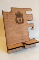Liverpool Football Club style phone organiser