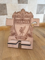 Liverpool phone holder