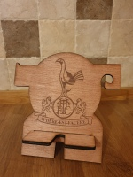 Tottenham Hotspur phone holder