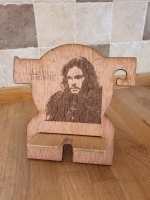 John Snow phone organiser