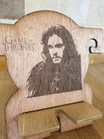 Game of Thrones phone holder