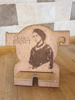 Arya Stark phone holder