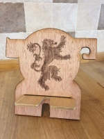 House Lannister phone holder