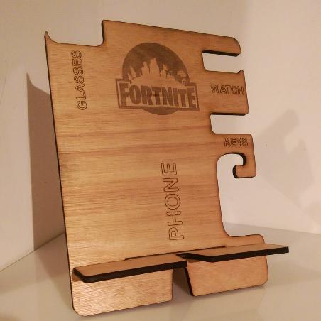 Fortnite phone organiser