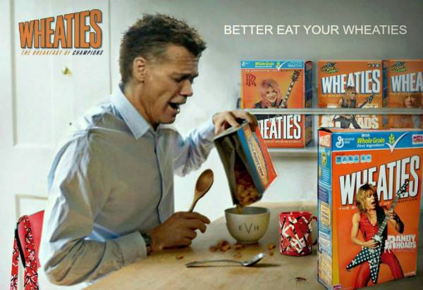 BETER EAT YOUR WHEATIES
