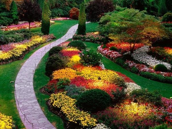 Heaven as a Garden