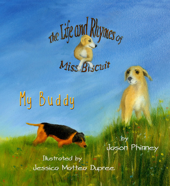 Biscuit hardcover available Dec 1
