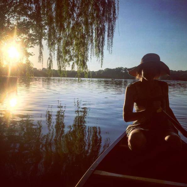 Cedar Lake Paddle