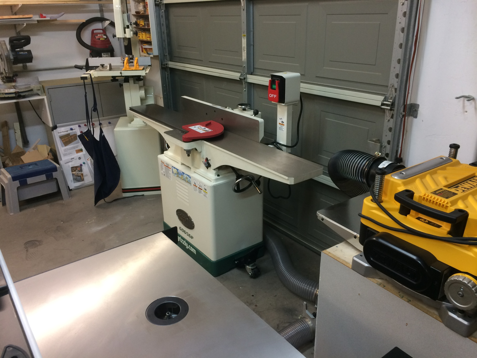 "8"" Jointer"