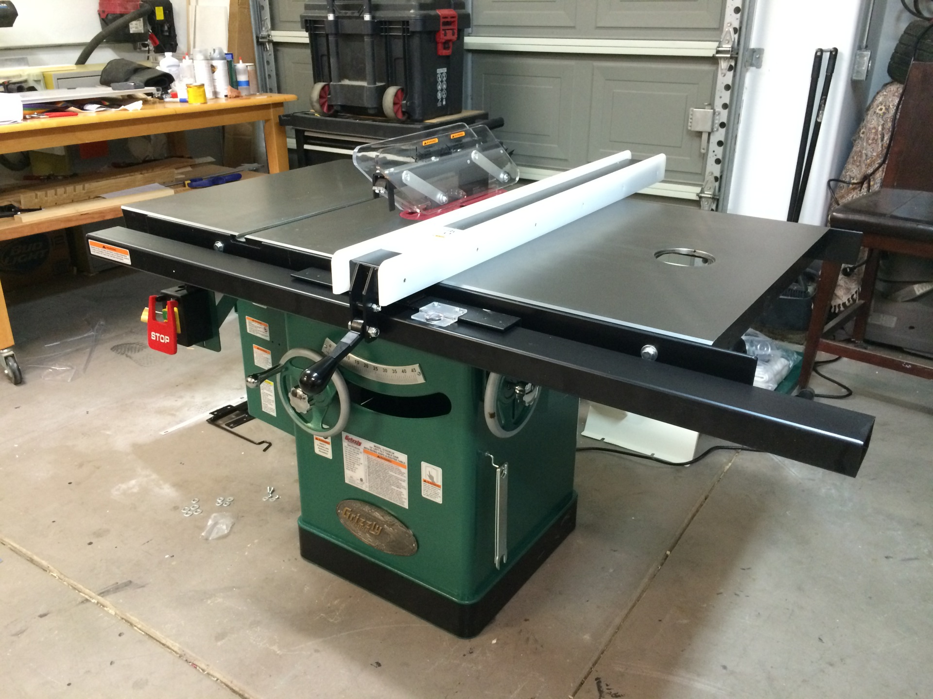 3HP Table Saw