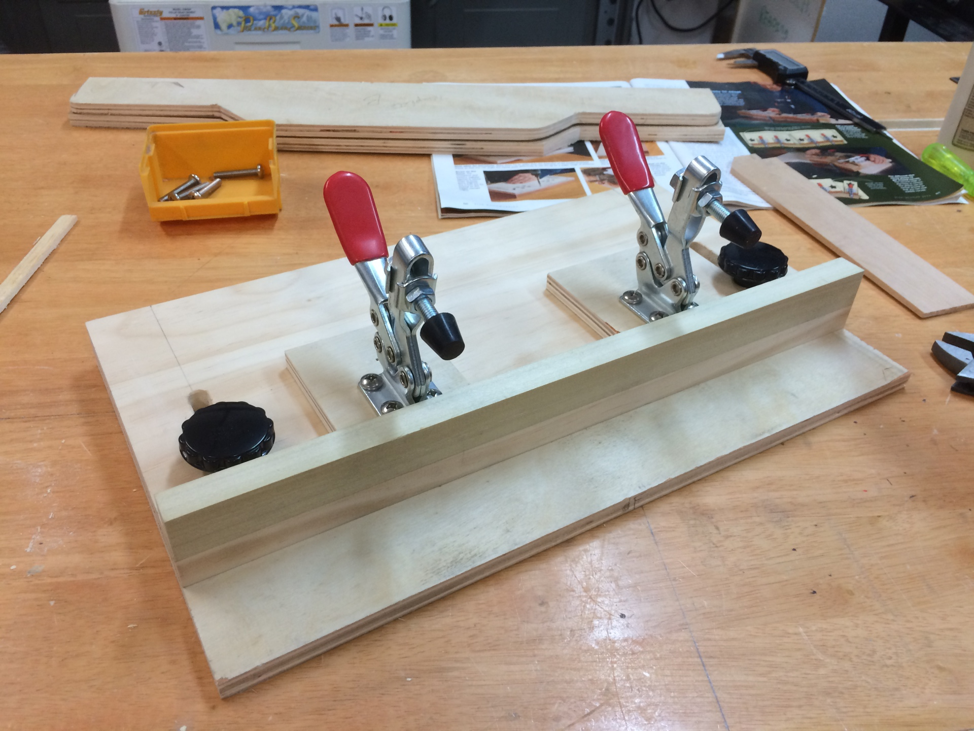 Routing jig