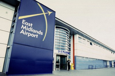 East midlands flight information