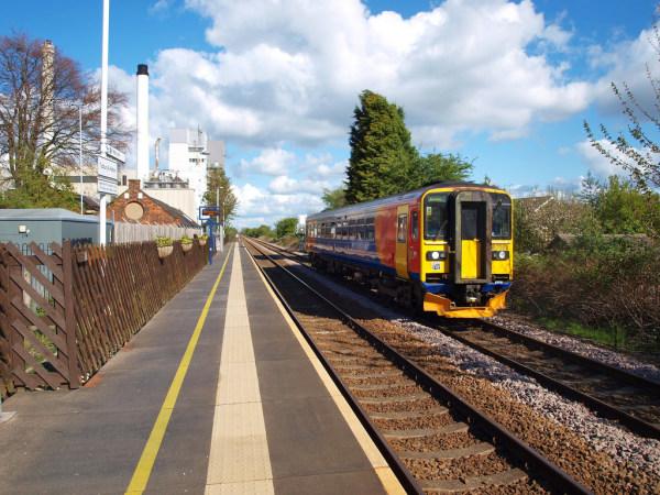 Tutbury and Hatton Railway station